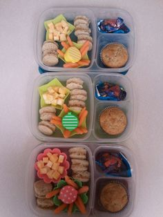 Picnic Lunch with EasyLunchboxes