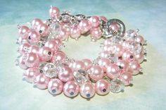 Think Pink... by Linda Mayville on Etsy