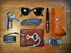 Ray-Ban Classic Clubmaster Sunglasses PoseBlades Handmade Nappa Leather Sunglasses Case MontBlanc Meisterstuck Le Grand Rollerball Omega Seamaster Professional 300 Ceramic The Bridge Wallet Strider SNG Tanto with PD1 Micromelt Steel TH-1 Titanium Keychain Clip Klarus MIX6 Titanium Flashlight McGizmo Clip PoseBlades TL70 Tactical Bottle Opener Car Key  CEO in Berlin, Germany  [[MORE]]