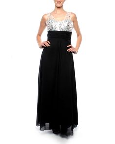 Snow White Sparking Chiffon Evening Gown - Black   Buy Online in South Africa   takealot.com All Brands, Evening Gowns, South Africa, Snow White, Chiffon, Bridesmaid, Formal Dresses, Stuff To Buy, Black