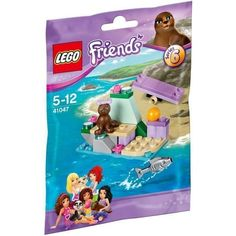 LEGO Friends Series6_41047_Seal Minifigure New Sealed Set #LEGO