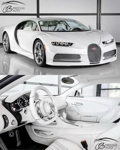 <<<Describe this Bugatti Chiron in 5 Words>>> Luxury Sports Cars, Top Luxury Cars, New Sports Cars, Exotic Sports Cars, Sport Cars, Exotic Cars, Lamborghini Gallardo, Carros Lamborghini, Bugatti Chiron Interior