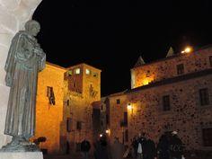 Parte antigua, Cáceres