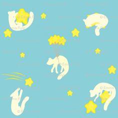 star cats ltblue by farasha~quite nice