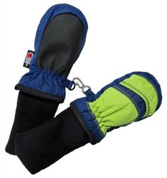 SnowStoppers Kid's Waterproof Stay On Winter Nylon Mittens Extra Small / 6-18 Months Navy Blue / Lime Green SnowStoppers http://www.amazon.com/dp/B00GLX1UMC/ref=cm_sw_r_pi_dp_TQ1twb07G6JW8