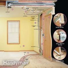 ❧ DIY strategies for soundproofing your in-home shop.
