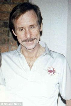 """The real Ron Woodruff as portrayed in """"The Dallas Buyers Club."""""""