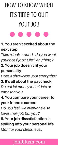 Want To Quit Your Unfulfilling Job Here Are  Questions You Need To
