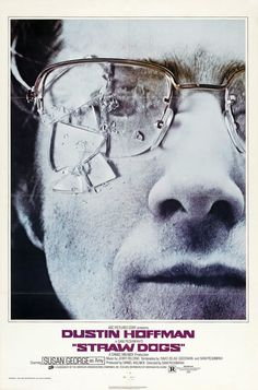 """Straw Dogs"", psychological thriller by Sam Peckinpah (UK, 1971)"