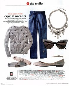 Featured in Real Simple March 2013