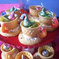 edible tea cups