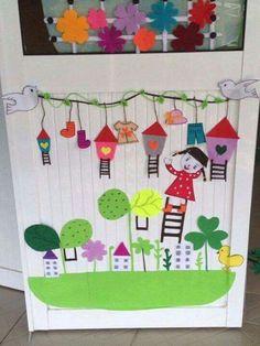Classroom Board, Deco, Baby, Deko, Decorating, Babies, Dekoration, Infant, Ornament