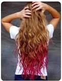 dip dye your hair with kool aid - Google Search  You Boil Water With 2 Packs Of Unsweeted Kool-Aid . Once Boiled Pour Into Container And Let Cool . Once Cooled Down Dip Hair In The Dye For 5-10 Minutes . Rap Your Hair In A Towel And Tie The Towel Up In Your Hair To Let It Dry ! Oh Yeah Dont Take A Shower Within 24 Hours After You Dye Your Hair But Other That You Got Your Hair Dyed With Kool Aid .  Kool -Aid Stays In Hair For A 2-3 Weeks
