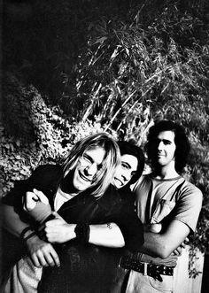 Nirvana 1991 por Michael Lavine