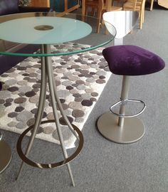 Abba Pub Table with Pinot Barstool, Available at Scanhome Furnishings in Green Bay.