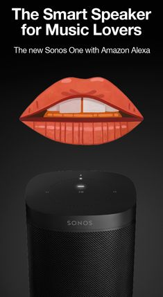 Sonos One seamlessly syncs voice, app, and touch commands, enabling you to manage music with a single word, tap of the app, or swipe of the speaker. Fill your home with rich, room-filling sound today.