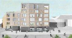 Carl Turner's multi-storey car park conversion into a new creative workspace gets green light
