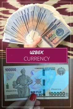 You want to know more about the Uzbek currency, called S'om? Then check out my blog post! #uzbekmoney #uzbekcurrency Car Cost, Bus Ride, Small Cars, Almost Always, About Me Blog, Product Launch, Posts, Check, Messages