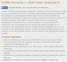 Study Abroad at Griffith University, Gold Coast, Australia | The Education Abroad Network