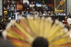 ÍNDIOS POTIGUARA DA PARAÍBA EM FOCO: Conferência Nacional de Política Indigenista é vis...