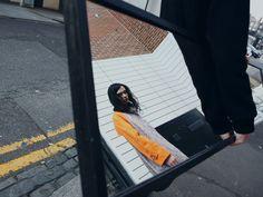 #street #style #fashion Vivian Sassen ⚪️