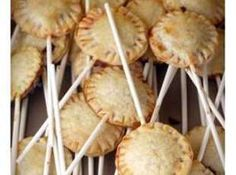 Apple Pie Pops - How cute are these?!