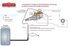 throbak push pull coil split humbucker guitar pickup wiring stratocaster wiring diagram push pull strat wiring diagram push pull