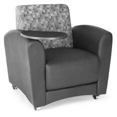 Found it at Wayfair - InterPlay Chair with Tablet
