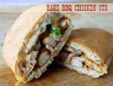 Baked BBQ Chicken Su