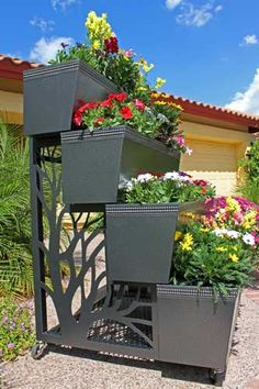 @angela dimaggio planter can open up gardening to varying heights & small spaces
