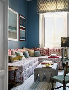 How to surround yourself with English coastal cottage vibes — no matter where you live.
