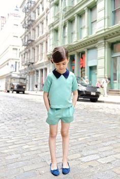 Enfant Street Style by Gina Kim Photography Hucklebones London