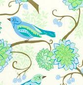 Bliss Flannel Birds
