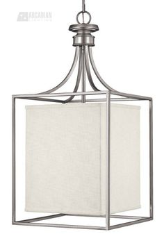 Capital Lighting 9041MN-472 Midtown Transitional Foyer Light CP-9041-MN-472