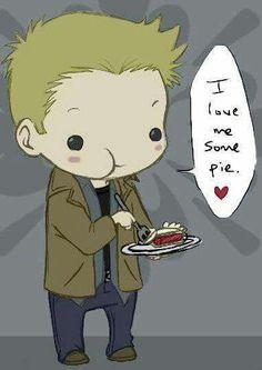 Pie.  Supernatural