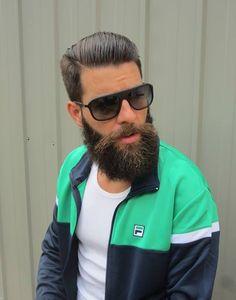 Mannequin barbe tendance