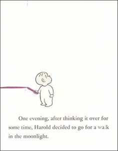 Harold and the purple crayon: A Blast From The Past   Harold and the ...