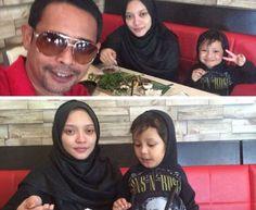 Alhamdulillah Zamarul Hisham dan Diana Rafar Rujuk Semula