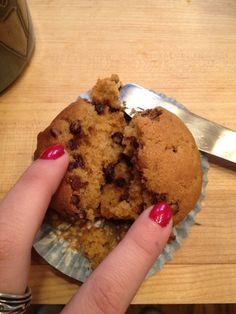 Pumpkin Chocolate Chip muffins (NSFW language!!)