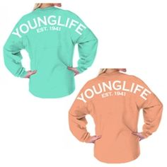 young life spirit jersey