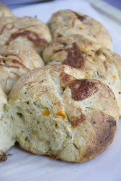 Hartig breekbrood - Brenda Kookt