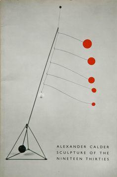 Alexander Calder Sculpture of The Nineteen Thirties