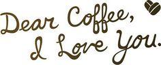 Oh Coffee Oh Coffee