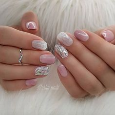 """If you're unfamiliar with nail trends and you hear the words """"coffin nails,"""" what comes to mind? It's not nails with coffins drawn on them. It's long nails with a square tip, and the look has. Holiday Nail Designs, Winter Nail Designs, Winter Nail Art, Nail Art Designs, Nails Design, Design Design, Design Ideas, Winter Nails Colors 2019, Seasonal Nails"""