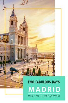 The perfect Madrid 2 days itinerary complete with MAP and CHECKLIST find out how to see all the highlights in 48 hours in Madrid | Madrid Spain | Madrid Itinerary 2 days | 2 days in Madrid Itinerary | Things to do in Madrid | visiting Madrid | what to see in Madrid | Madrid itinerary | City break to Madrid | Madrid itinerary map #Spain #Madird #VisitMadrid Europe Train Travel, Europe Travel Guide, Spain Travel, Visit Madrid, Spain Madrid, Backpacking Asia, City Break, Best Cities, Wanderlust Travel