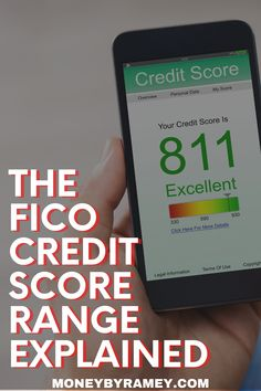 Today we welcome a guest post from Emily Kalan on the importance of the Fico Credit Score Range. I personally know how important this score happens to be as it directly influences how much we can purchase, what we can purchase, and what rate we're quoted if borrowing on credit. Click the photo to learn more. #ideas #personalfinance #money #moneymanagement #finance #financialplanning #howto #tips #financial #savings #budgeting