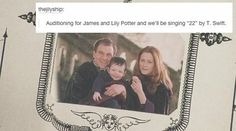 """""""Hermione Granger and her sister, Hermitwo."""""""