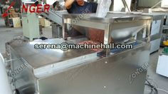 The peanut cutting machine is a device for peeling cooked peanuts,peanuts, half grain germ powder from different discharging outlet, realize the no waste of peeling peanuts, which is different from the method of peeling machine (sand roller peeling machine) advantages. http://www.ggpbm.com/product/cutting/peanut-cutting-machine.html Contact information: Skype: serenayan666 Whatsapp: 0086-18595717505 Email: serena@machinehall.com