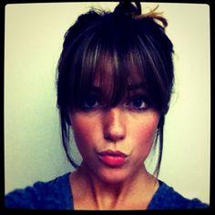 Bangs! #bangs #hair
