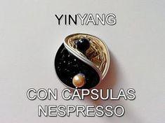 DIY: Yin yang con cápsulas de Nespresso. (Eng subs) - YouTube